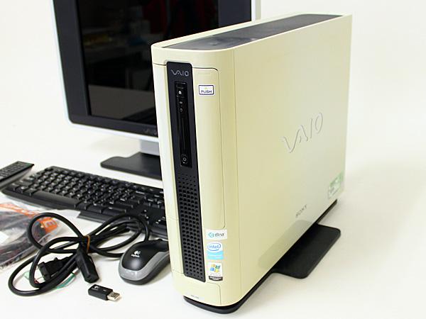 SONY VAIO バイオ VGC-H24 WinXP Pen4