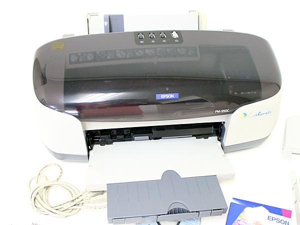 エプソン PM-950C インクジェットプリンタ