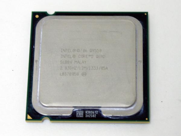 インテル Core2 Quad Q9550/2.83GHz