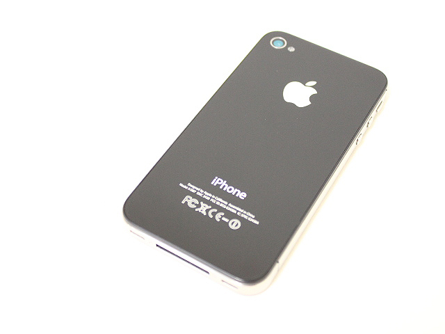 iPhone 4S 16GB Black SoftBank