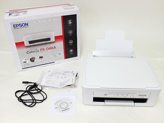 エプソン カラリオ 多機能プリンター PX-046A