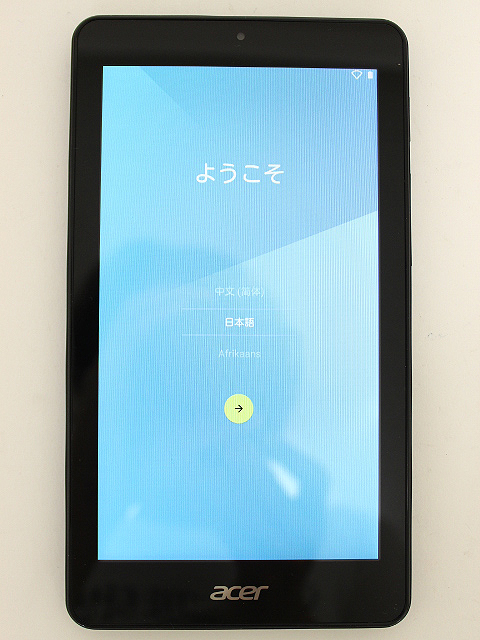 Acer Iconia One 7 B1-760HD  タブレット買取