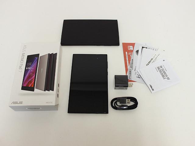 ASUS MeMO Pad 7 ME572C タブレット買取